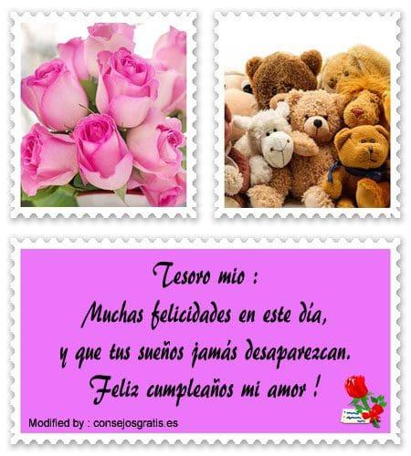 poemas de feliz cumpleaños para compartir en facebook