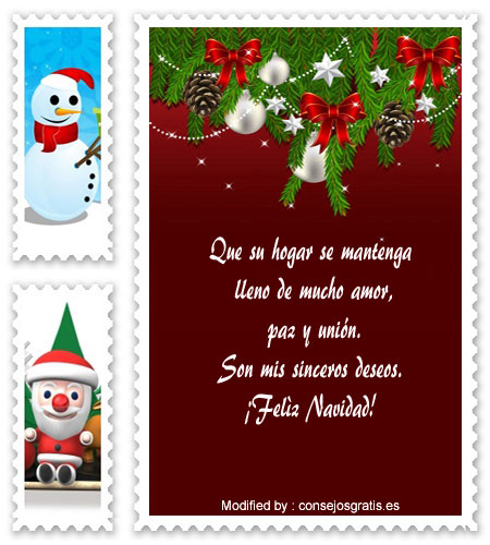 tarjetas para enviar en Navidad a mis amigos
