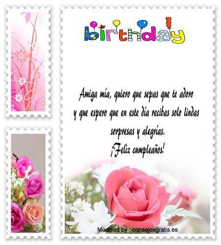 mensajes de cumpleaños para enviar por Whatsapp