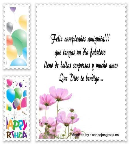 poemas de feliz cumpleaños para enviar