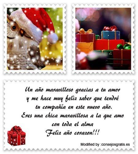 Carta De Felìz Año Nuevo A Mi Amor Saludos De Año Nuevo