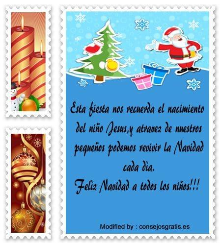 ,versos para enviar en Navidad