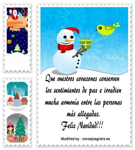 descargar textos para enviar en Navidad por whatsapp