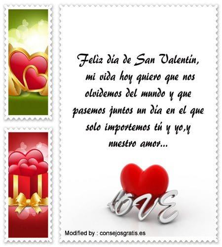buscar textos bonitos para San Valentin