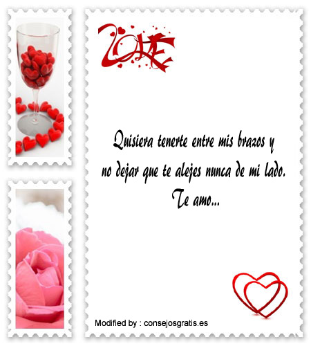 poemas de amor para mi novia