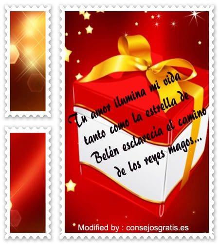 Mensajes De Feliz Navidad Para Mi Amor Consejosgratis Es