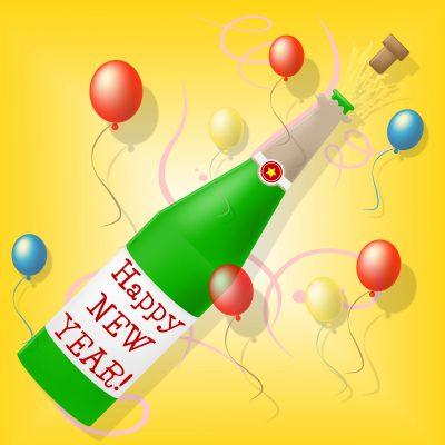 enviar mensajes de año nuevo,mensajes bonitos de año nuevo