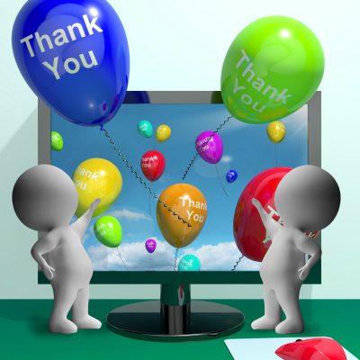 descargar mensajes de agradecimiento por saludos de cumpleaños, nuevas palabras de agradecimiento por saludos de cumpleaños