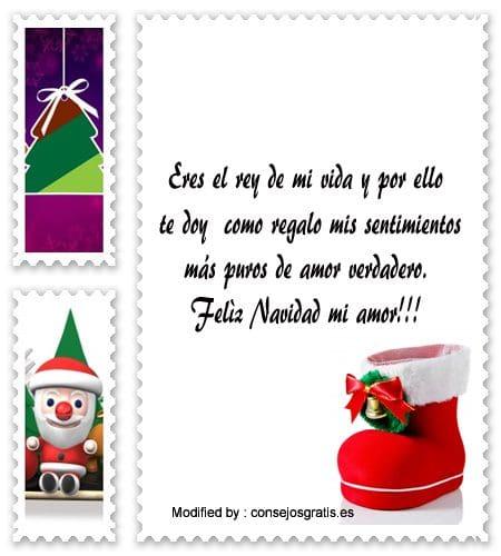 Textos De Navidad Para Mi Novio Saludos De Navidad Consejosgratis Es