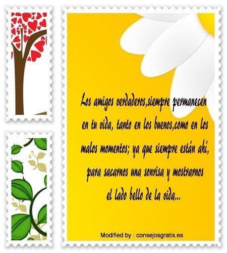 frases y tarjetas de amistad para compartir,buscar frases de amistad