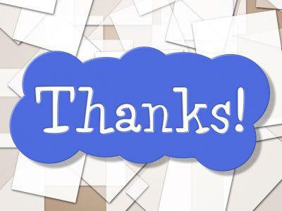 descargar mensajes de agradecimiento por celebración de aniversario, nuevas palabras de agradecimiento por celebración de aniversario