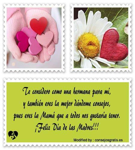 Lindos Mensajes Por El Día De La Madre Para Mi Cuñada Frases Para El Día De La Madre Consejosgratis Es