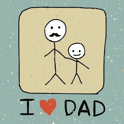 descargar mensajes bonitos por el Día del Padre, enviar dedicatorias por el Día del Padre
