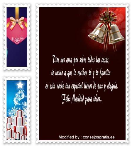 originales frases de Navidad, enviar nuevos pensamientos de Navidad