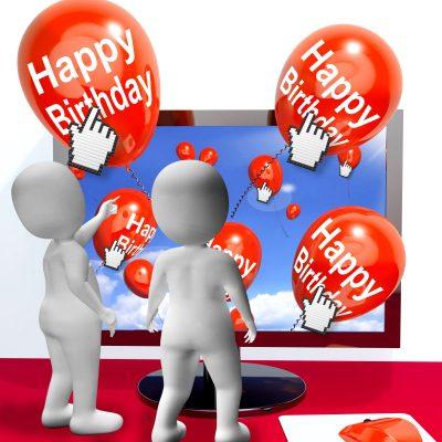 descargar gratis pensamientos de cumpleaños para Facebook, enviar nuevos mensajes de cumpleaños para Facebook