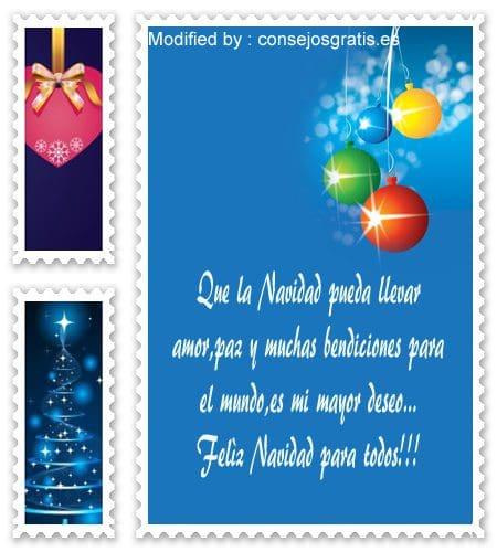 textos con imàgenes de felìz Navidad , sms de felìz Navidad