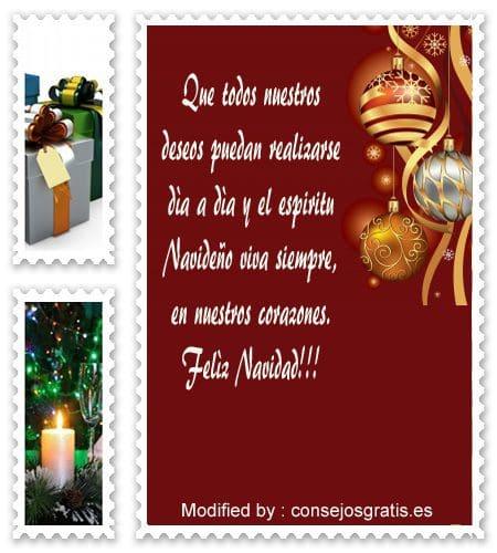textos de Navidad,palabras de Navidad,pensamientos de Navidad
