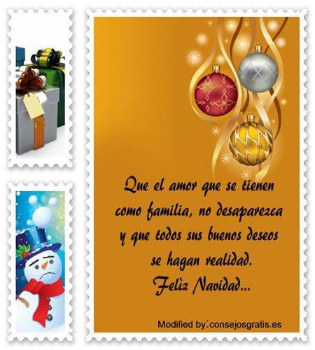 frases para enviar en Navidad