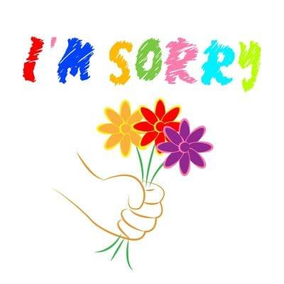 las mejores dedicatorias de disculpas para mi pareja, bonitas frases de disculpas para mi amor