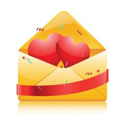 bajar textos de San Valentín para las tarjetas, enviar bonitas frases de San Valentín para las tarjetas