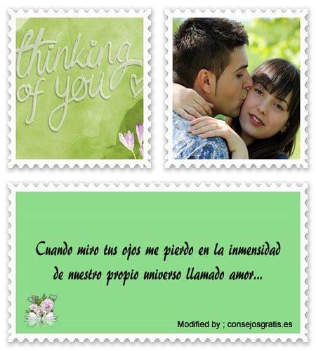 enviar mensajes de amor para mi novia con imàgenes