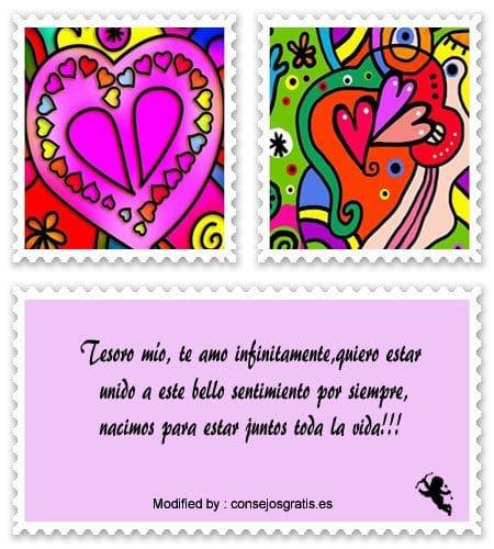 textos de amor gratis para enviar