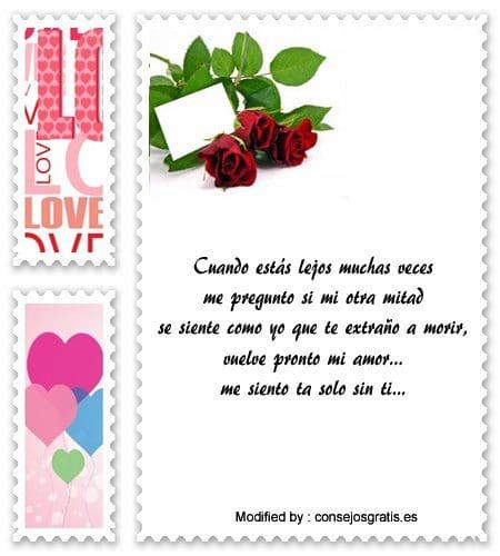 mensajes de amor para mi novio,poemas de amor para mi novio