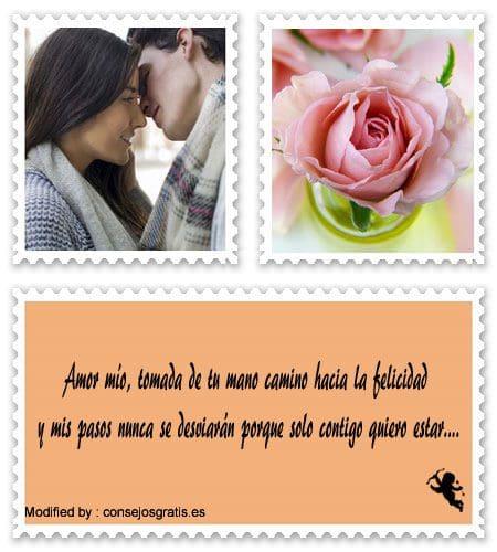 Frases De Amor Para Mi Novia Mensajes Románticos Para Whatsapp