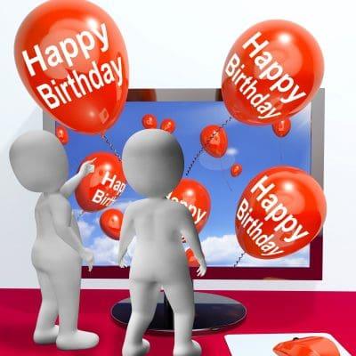 buscar frases de cumpleaños para Facebook, bonitos mensajes de cumpleaños para Facebook