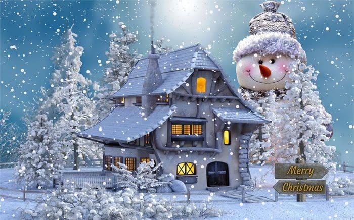 Lindos Mensajes De Navidadbonitas Frases De Navidad