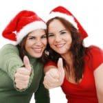los mejores pensamientos de Navidad para mi mejor amiga, buscar nuevos mensajes de Navidad para tu mejor amiga