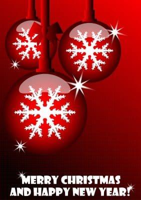 descargar gratis pensamientos de Navidad y Año Nuevo para mi pareja, bonitos mensajes de Navidad y Año Nuevo para mi pareja