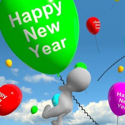 buscar frases de Año Nuevo para Facebook, bajar lindos mensajes de Año Nuevo para Facebook