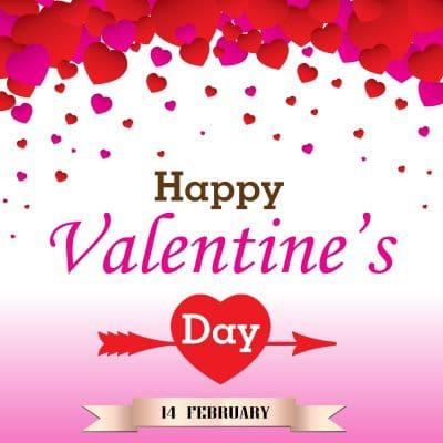bonitos textos de San Valentín para mi novia, enviar frases de San Valentín para tu novia