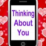 bonitos mensajes de San Valentín para mi amor que viajó