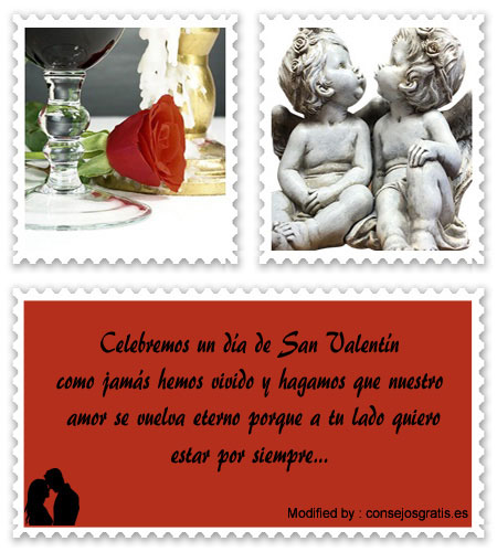 pensamientos de amor para San Valentin