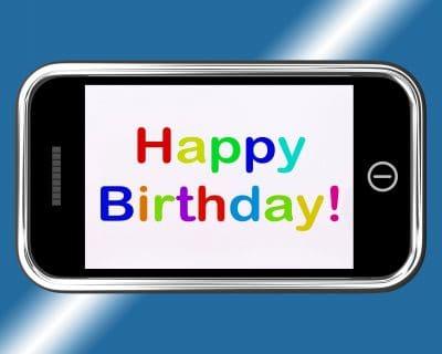bajar lindos textos de cumpleaños para WhatsApp, enviar nuevas frases de cumpleaños para WhatsApp