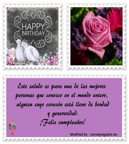 los mejores deseos de feliz cumpleaños para facebook
