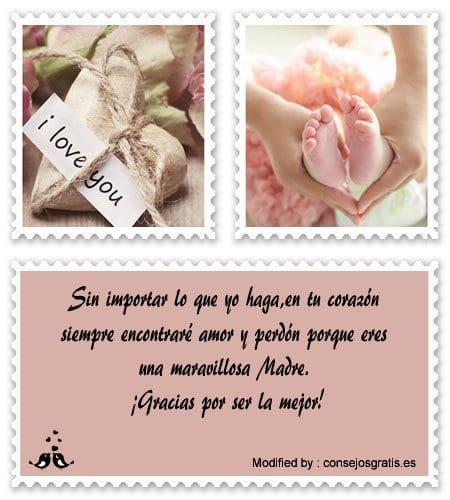 descargar mensajes bonitos para el dia de la Madre