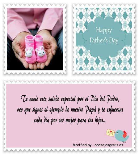 descargar mensajes bonitos para el dia del Padre