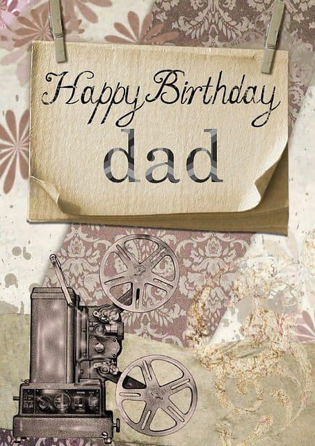 buscar lindas palabras de cumpleaños para tu Papá
