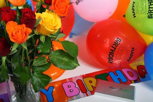 enviar hermosas palabras de cumpleaños para tu Mamá