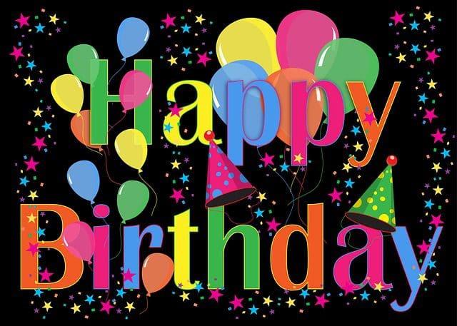 enviar hermosos mensajes de cumpleaños para mis amigos