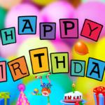 buscar bonitas dedicatorias de cumpleaños para un ser querido