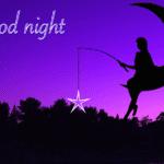 enviar lindas palabras de buenas noches para Facebook