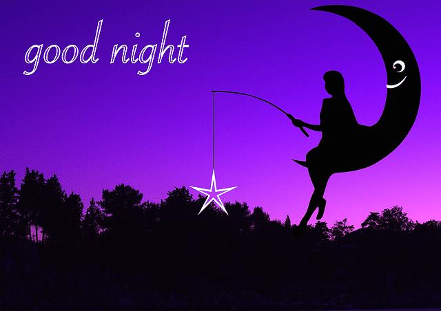 enviarlindos mensajes de buenas noches para Facebook