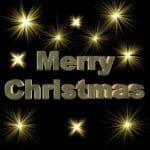 enviar lindas palabras de Navidad para Facebook