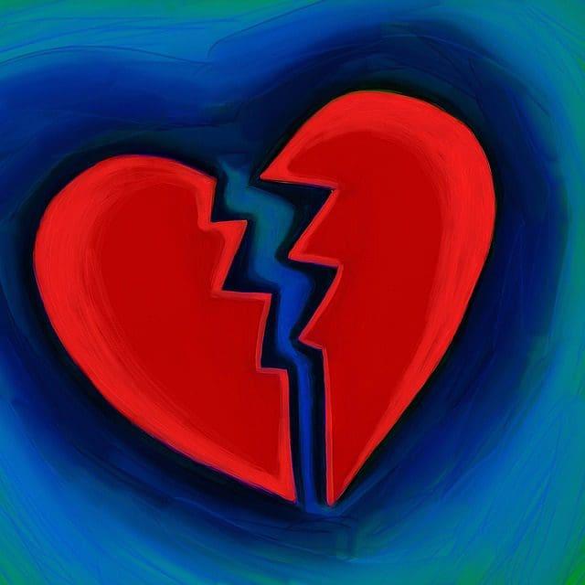 enviar lindas palabras de ánimo para un corazón roto