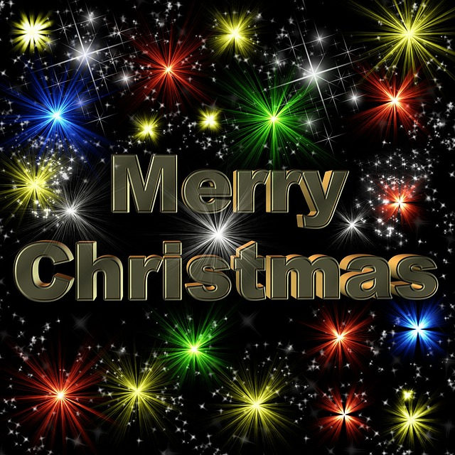 enviar lindas dedicatorias de Navidad para Facebook