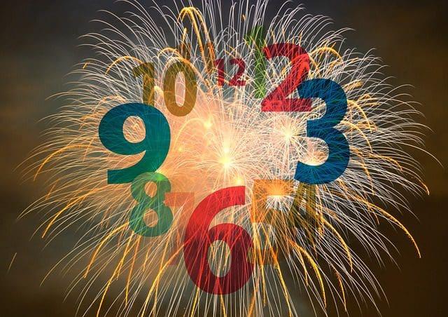 enviar lindas palabras de Año Nuevo para amigos y familia